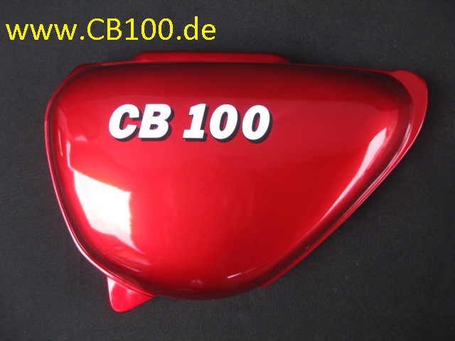 seitendeckel links honda CB100 - Kopie